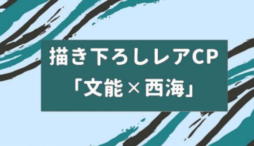 描き下ろしレアCP mini★mini小冊子4「文能✕西海」ネタバレ感想